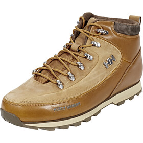Helly Hansen The Forester Scarpe Uomo, bone brown, hh khaki
